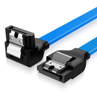 High-speed SATA3.0 data cable SATA power cord computer SSD solid state hard drive optical drive connection conversion line serial extension cable SATA3 desktop computer motherboard cable