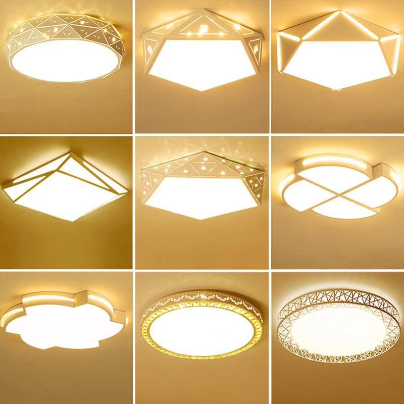 温馨卧室客厅灯