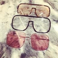 大框明星款眼镜