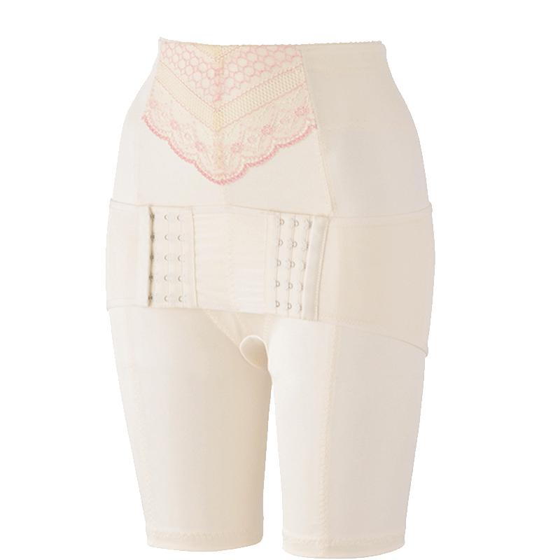 日本犬印产后收腹裤美体塑形产妇矫正骨盆提臀收胯塑身裤女透气款