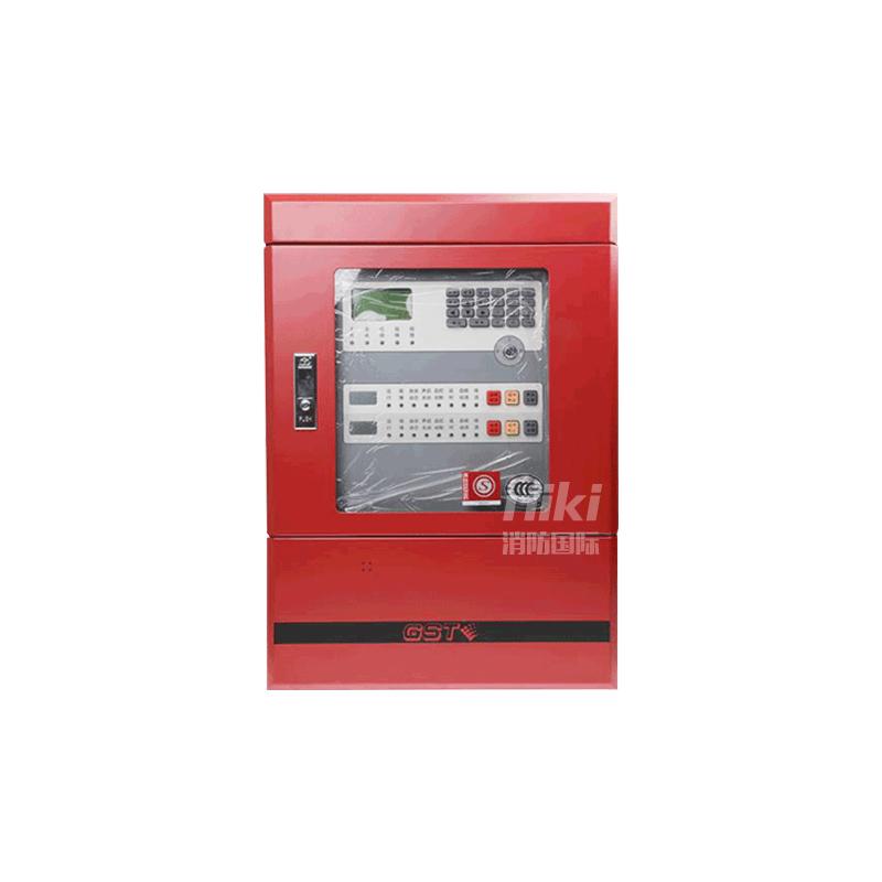 海湾气体主机GST-QKP04/2气体灭火控制器 2个区气体主机 机房现货