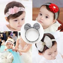 古典超仙儿童发夹流苏飘带公主淑女中国风头花头饰品女童发卡发饰