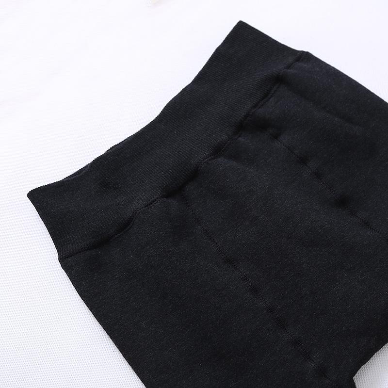 大童男孩加绒衬裤中学生高腰秋裤青少年带绒贴身棉毛裤线裤保暖裤