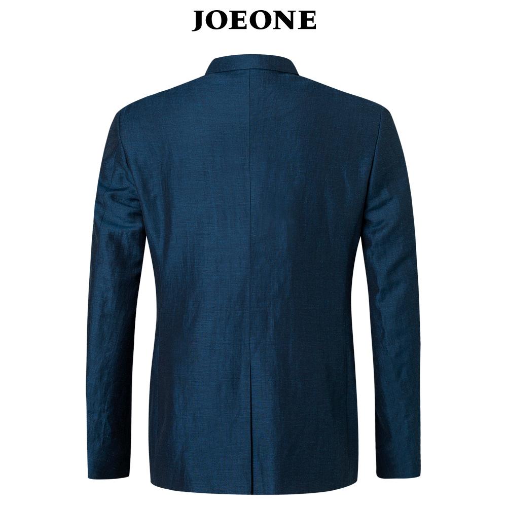【专柜同款】九牧王男装单西 男士商务休闲标准版西服外套男