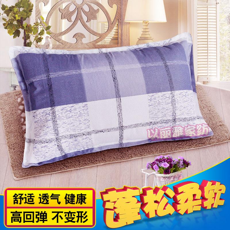 床上枕头靠背
