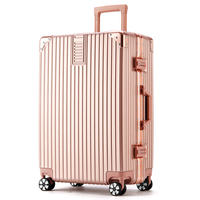 Northern love suitcase universal wheel trolley case luggage female male 20 password box 24 inch student 28 leather box