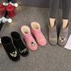 棉鞋加绒保暖雪地靴休闲短靴
