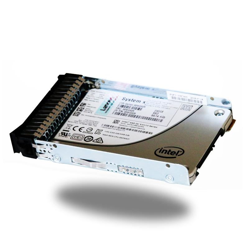 Lenovo/联想 00WG630 480GB服务器企业SSD固态硬盘X3650M5/3850X6