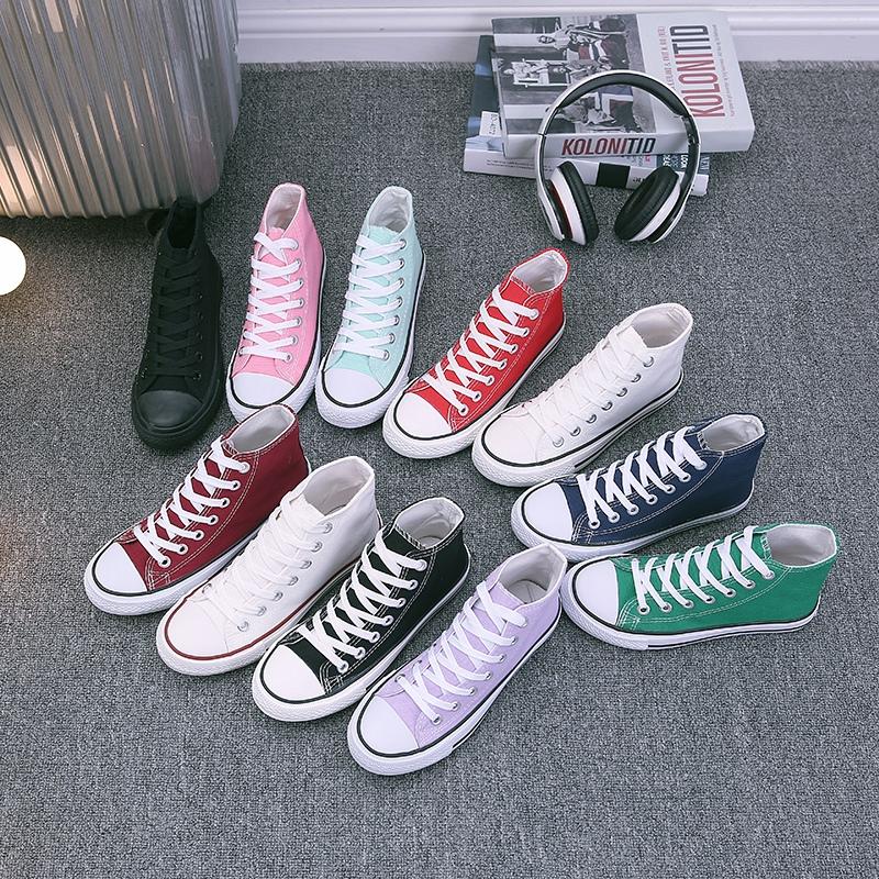 春秋女板鞋