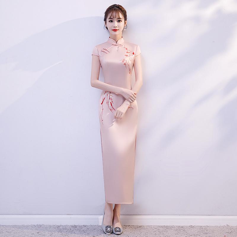 清砚溪QYX-185旗袍