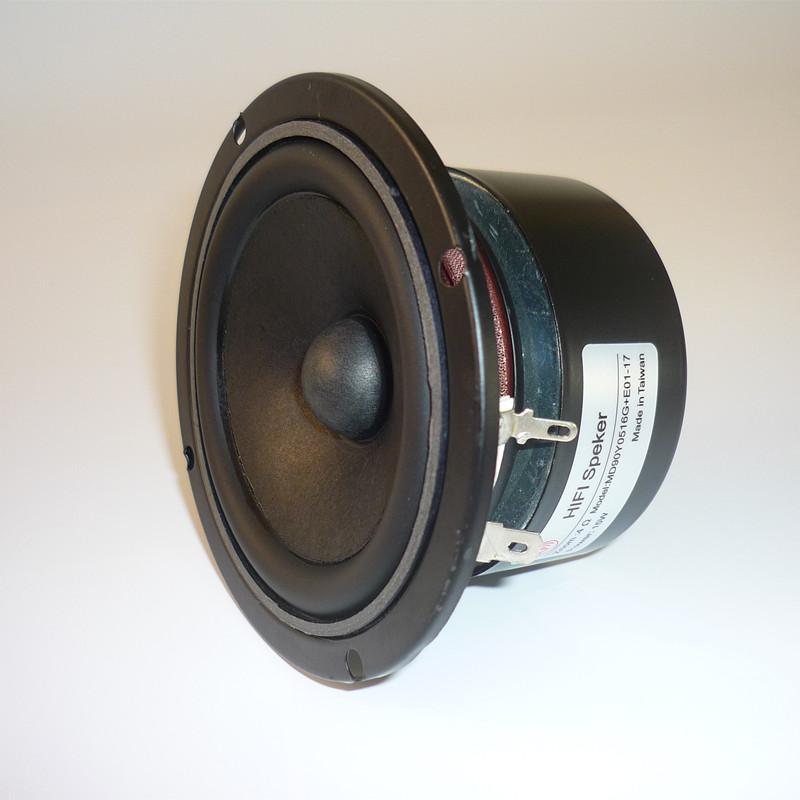 包退人声甜重低音3寸4欧全频HIFI发烧喇叭长冲程秒杀莞音飞乐佳讯