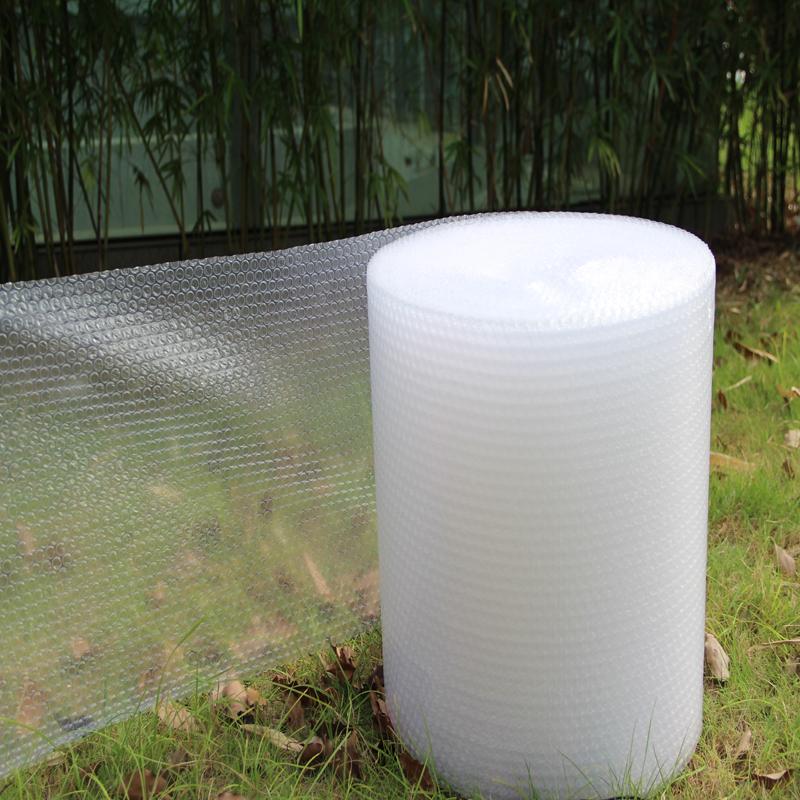 快递包装气泡膜80 100cm宽打包泡沫加厚防震气泡袋泡泡纸批发包邮