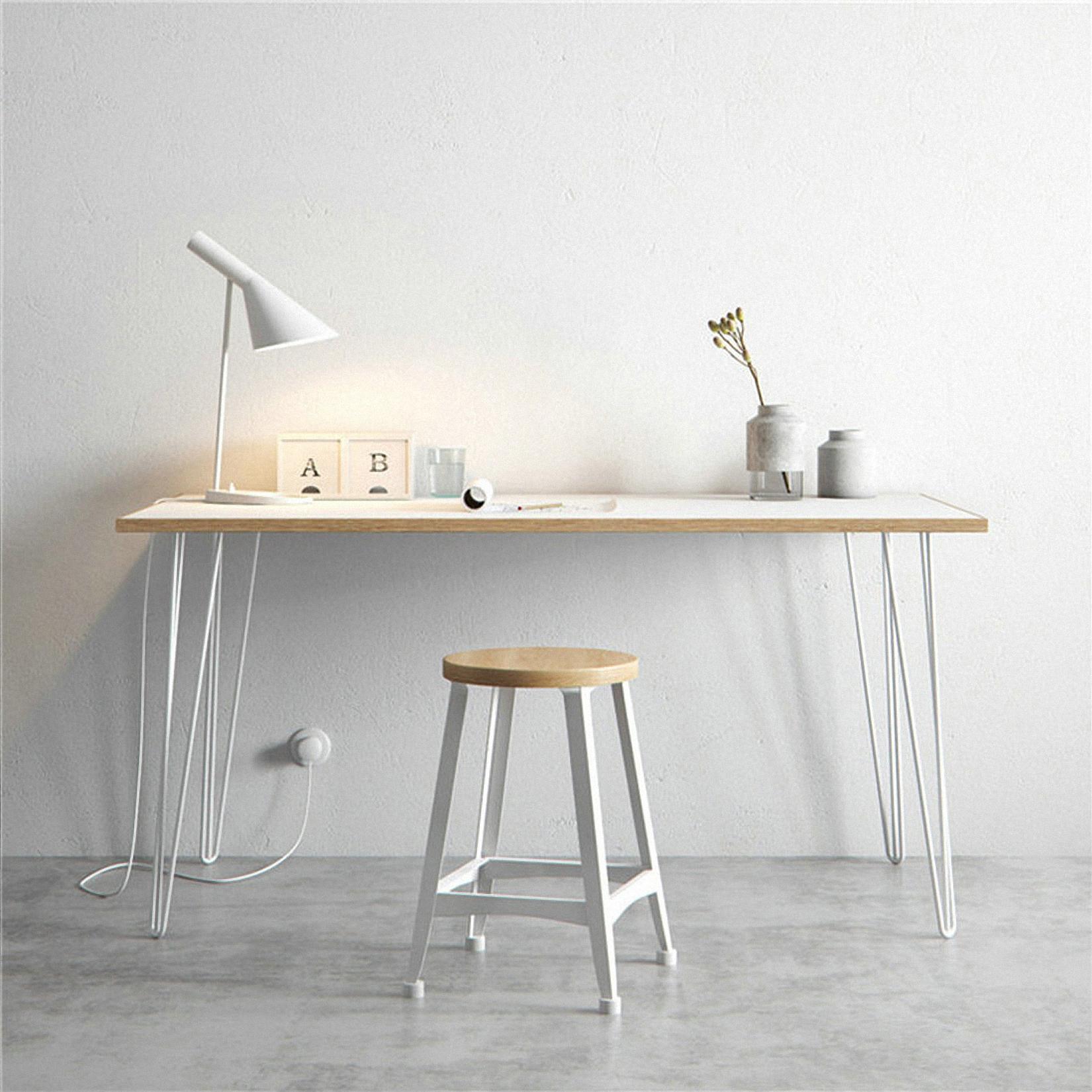 设计师办公桌电脑桌