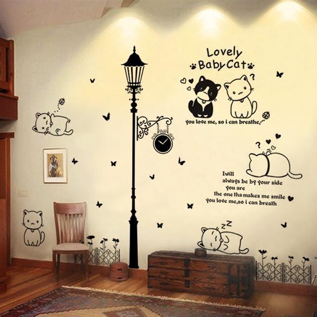 客厅卧室墙贴纸墙壁纸墙纸贴画海报自粘女孩宿舍房间装饰墙上墙画