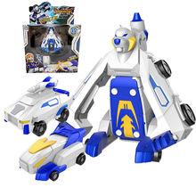 三宝猎车兽魂正版儿童变形玩具龙威虎魄雷煞全套对战列车兽魂套装