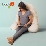 Leachco U shaped pillow for pregnant women, waist support, belly support, multi-functional sleeping pillow