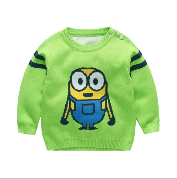 宝宝毛衣外套2016春秋装男女童针织衫婴儿线衣开衫上衣1-2-3-4岁