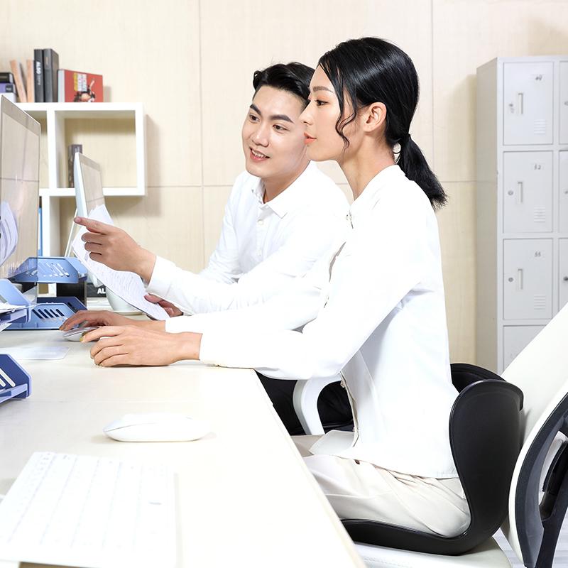 背背佳护腰坐垫纠正坐姿矫正垫防驼背提臀办公室久坐脊椎护腰靠垫