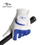 American PT New Golf Gloves Men's Left and Right Hands Breathable Non-slip Golf Ball Supplies Single Pack