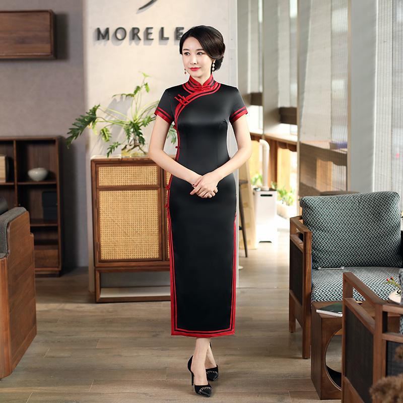 红舍HSC1208旗袍
