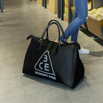 短途出差可折叠旅行包女旅游大容量轻便行李袋手提运动包健身包男