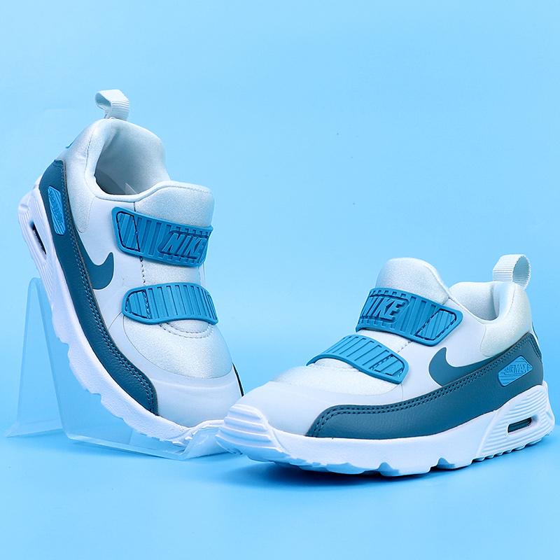 Nike耐克童鞋2019秋冬季新款运动鞋男童女童AirMax气垫休闲跑步鞋