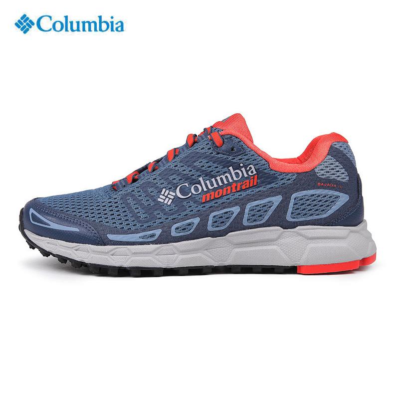 哥伦比亚男鞋19秋新款户外防滑运动鞋登山鞋徒步鞋越野跑鞋DM1217