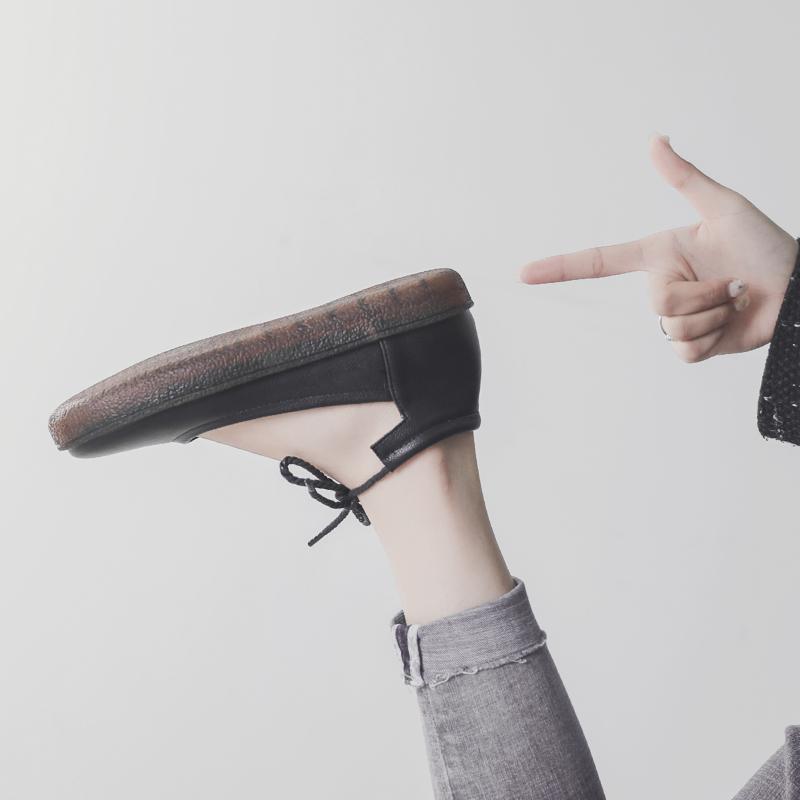 单鞋学生原宿