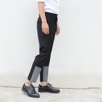 锥形个性西裤
