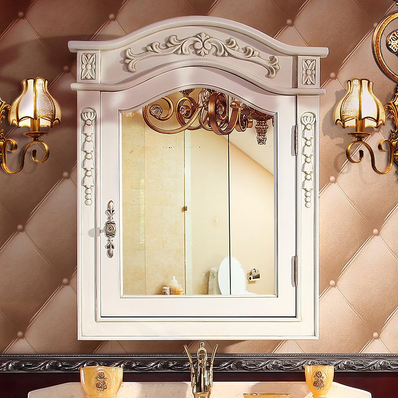 欧式镜柜仿古柜