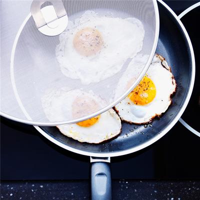 正品卡瓦科煎锅无油烟不粘锅炒锅煎饼鸡蛋煎牛排燃气灶适用平底锅使用感受