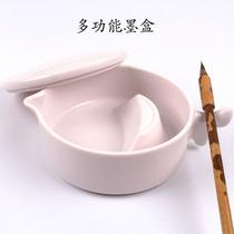 公司開業海納百川橫幅手寫毛筆字書法作品定制辦公室客廳裝飾字畫