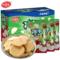 海福盛苹果干苹果片脆片12包  孕妇儿童休闲零食蜜饯果脯水果干