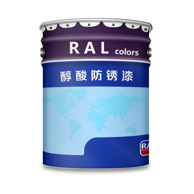 劳尔斯图加醇酸金属防锈漆