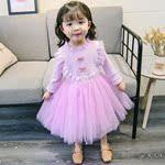 1-3歲秋裝裙裝2018
