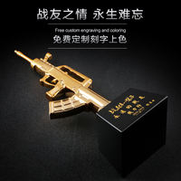 Veterans Souvenirs Send Comrades Gifts Customized Creative and Practical Military Forces Veterans Retired Souvenirs