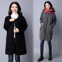胖妹妹230斤大码外套女装秋冬新款2018韩版加肥加大洋气减龄显瘦