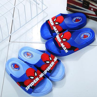 亲子儿童拖鞋宝宝小孩浴室洗澡防滑一字拖夏季卡通男女童室内拖鞋