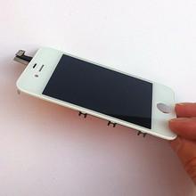 适用于新品苹果4代屏幕总成 iPhone4S原装屏液晶屏触摸排线显示总