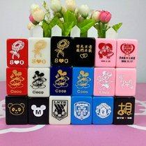 Échecs de Puzzle Sports Entertainment Fitness spéciales salle machine à la maison de première classe à main frottant Mahjong cartoon logo personnalisé