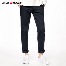 217414503 子E 修身 JackJones杰克琼斯男士 百搭休闲长秋冬季工装图片