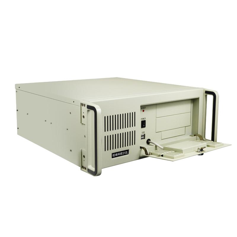 控端IPC-510L B75/I3/i5/i7  工控机 兼容研华 工业级 质保二年