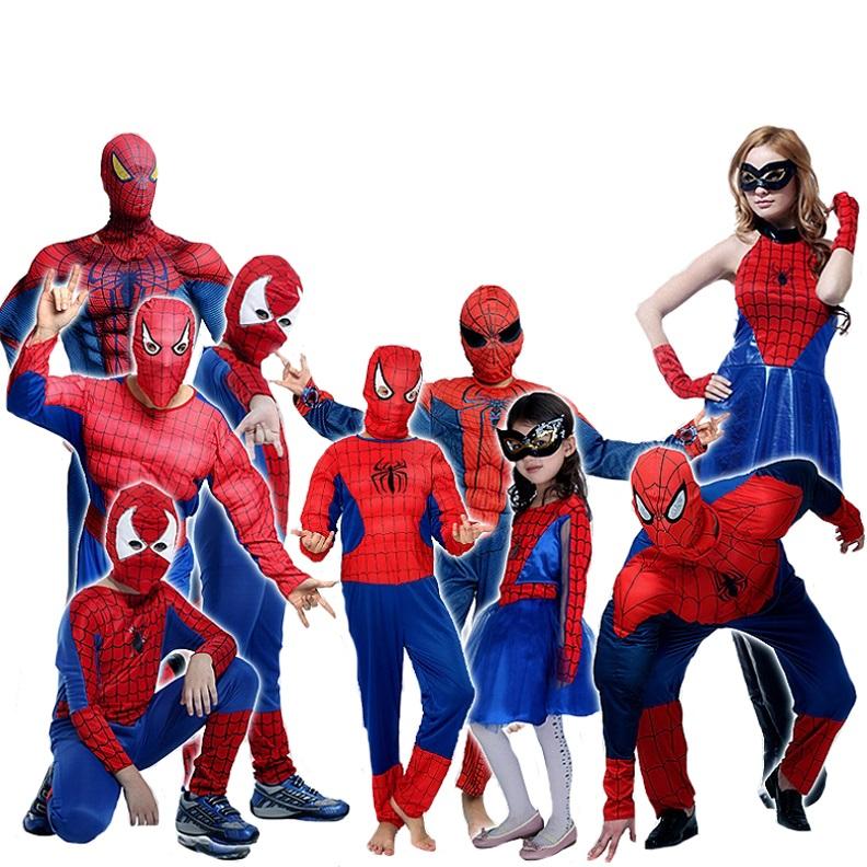 服装紧身衣衣服cosplay圣诞节超凡蜘蛛侠