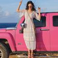 巴厘岛沙滩裙 显瘦 海边度假