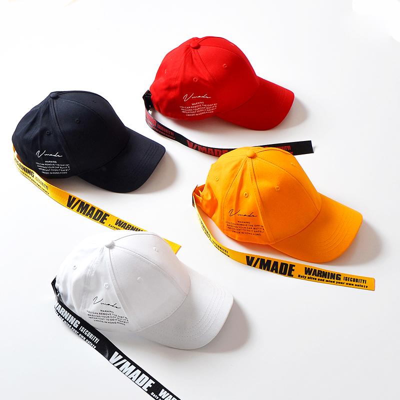 儿童嘻哈棒球帽