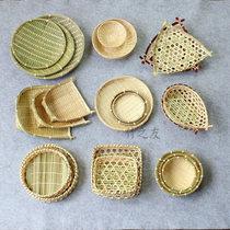 竹制品 竹编 制品 家用  厨房 纯手工 民间工艺 农家 小簸箕 装饰