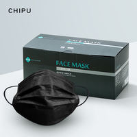 Masks, disposable, dustproof, breathable, smog, easy to breathe, men and women, autumn and winter, thickened sunscreen, 50 packs