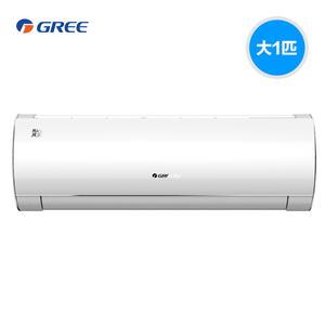 Gree/格力 KFR-26GW/NhBaD3 大1匹空调挂机冷暖型定速家用风采