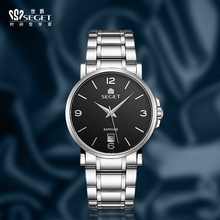 Spyker Seget Watch Men's Simple Waterproof Quartz Watch Business Men's Expressions Couple Watch Uranus Watch