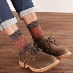 针织纯棉袜子